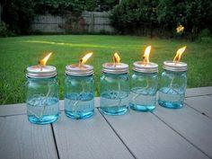 Nathan jar Centinela lamps