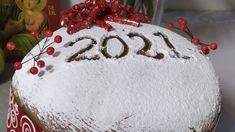 το ευκολο ΤΣΟΥΡΕΚΟΚΕΙΚ ΒΑΣΙΛΟΠΙΤΑ σαν ΠΑΝΕΤΟΝΕ Greek Sweets, Dessert Recipes, Desserts, Bread Recipes, Food To Make, Christmas Bulbs, Homemade, Holiday Decor, Youtube