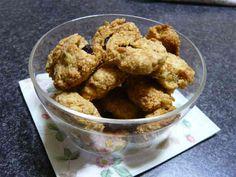 オートミールとココナツの出会い☆クッキーの画像
