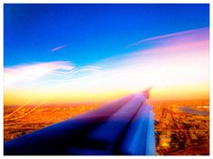 flying is like dreaming. #WinterDream