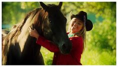 Heartland - 7x09 - There But For Fortune. I want to have that kind of connection with a horse one day..