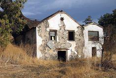 Ruins of the Malaguerra Winery, a California Historic Landmark (Malaguerra Winery, Burnett Ave., Morgan Hill, CA)
