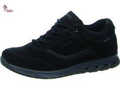 Ecco Wayfly, Chaussures Multisport Outdoor Femme, Noir (Black/Black), 38 EU - Chaussures ecco (*Partner-Link)