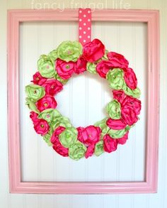 DIY Wreaths - A Little Craft In Your Day