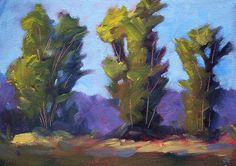 Tree Line by Nancy Merkle