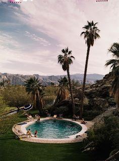 oasis + pool