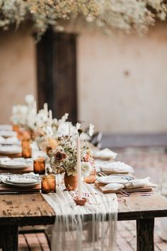 Vendor Feature – For the Love Events + Rust Vintage — Alicia Lucia Photography: Albuquerque and Santa Fe New Mexico Wedding and Portrait Photographer – wedding centerpieces Cream Wedding, Farm Wedding, Chic Wedding, Wedding Lavender, Wedding Rustic, Small Wedding Decor, Rustic Wedding Details, Small Weddings, Wedding Simple