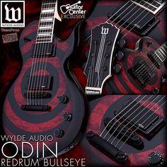 ZAKK FANS! Wylde Audio @wyldeaudio unleashes their ODIN REDRUM BULLSEYE to invade a Guitar Center near you! #wyldeaudio #wylde #zakkwylde #zakk #guitar #guitars #guitarist #guitarists #guitarplayer #guitarplayers #musician #music #metal #rock #blues #southern #southernrock #blacklabelsociety #guitarcenter #exclusive #band #bands #ozzyosbourne #blacksabbath Schecter Guitars, Black Label Society, Play That Funky Music, Zakk Wylde, Estilo Rock, Les Paul Custom, Music Mix, Sound Music, Ozzy Osbourne