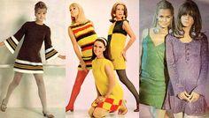 Moda anos 60