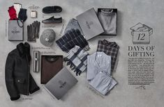 Mens Still Life Soft Styling Menswear Catalog Todd Snyder