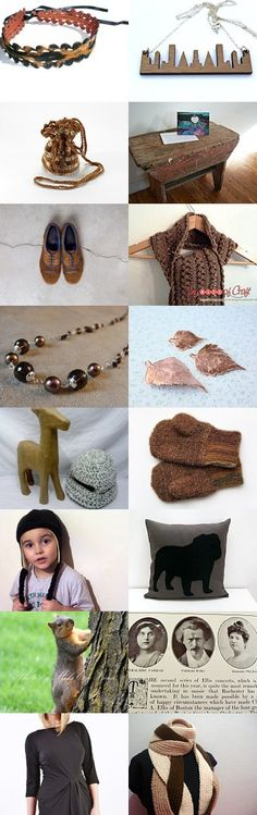 chocolate collection by Caroline on Etsy--Pinned with TreasuryPin.com