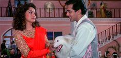 PetSutra - Tuffy from Hum Aapke Hain Kaun - Madhuri Dixit Adopts Tuffy