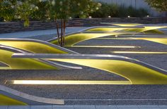 julie beckman + keith kaseman for lee+associates / pentagon memorial, arlingon