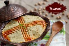 humus tarifi, hazır nohuttan humus, kolay humus