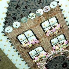 Quilt Gipsy: Gipsy Village - Block 08 (16)