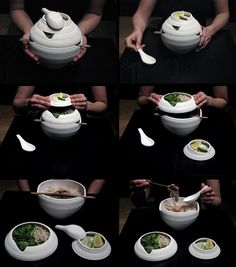Awesome Pho Tableware