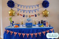 Doctor Who Birthday Party Ideas | Photo 6 of 23 | Catch My Party