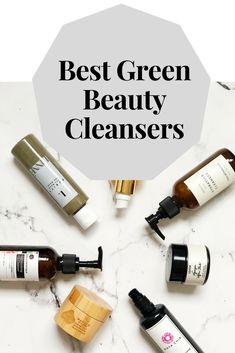 Best Green Beauty Cleansers, Organic Beauty Cleansers, Natural beauty, organic b. Be Natural, Natural Face, Natural Skin Care, Natural Beauty, Natural Oils, Maya, Skin Care Routine For 20s, Skincare Routine, Face Routine
