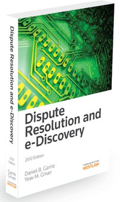 Written by Daniel Garrie, Esq., one of OLP's active Member of the Board of Governors, and Yoav Griver, this 500+ page publication teaches you everything you need to know about eDiscovery Mediation and Arbitration.
