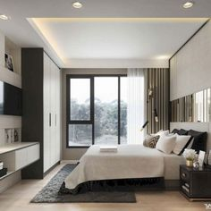 Image result for modern interior bedroom design