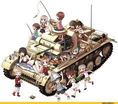 Girls und Panzer,Anime,Аниме,Anchovy,mika (girls und panzer),mikko (girls und panzer),aki (girls und panzer),boko (girls und panzer),Saori Takebe,Carpaccio,Pepperoni (Girls und Panzer),Darjeeling,isobe noriko,Maho Nishizumi,Miho Nishizumi,nishizumi shiho,Orange Pekoe,Katahira Masashi,Anime