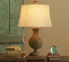 This lamp may be making its way to my night stand