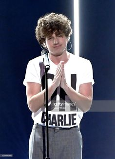 Charlie Puth performs onstage during the 2018 iHeartRadio Music Awards which broadcasted live on TBS, TNT, and truTV at The Forum on March 11, 2018 in Inglewood, California.