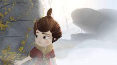 NEBULA - Animation Short Film 2014 - GOBELINS