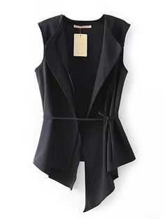 Dramatic Lapel Plain Blazers Only $25.95 USD More info...