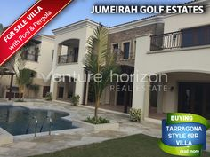 Jumeirah Golf Estates-Buying 6 BR Villa in Lime Tree Valley  Are you currently thinking about buying a house in Jumeirah Golf Estates, United Arab Emirates(UAE)?  It is practical to buy there as this community has become a worldwide partner of European Tour that is a famous golf tournament which includes the world's top golfers.  Have a look at this featured available Firestone Style for sale villa property in Whispering Pines by Venture Horizon Real Estate Agents LLC. Here are a outstanding…