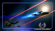 STARFLEET INTELLIGENCE | NX-01 Enterprise and Klingon Bird-of-Prey | #StarTrek