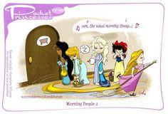 Pocket Princesses: #178
