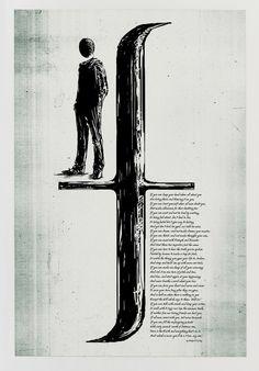 Typography: Top Ten 'IF' Rudyard Kipling - Posters – www.posterama.co