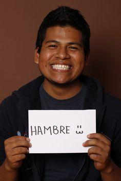 Hunger, Gerardo DanielAguirre Moreno, Ing. Mecánico Electricista, Monterrey, México.