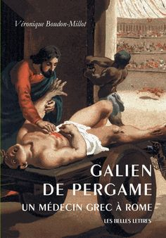 English summary: Born in Pergamum at the beginning of the century AD, Galen was instructed by a father whom he loved dearly, so much that it was o Rome, Famous People, Movie Posters, Movies, Doctors, Products, Philosophy, Greek, Fishing Line
