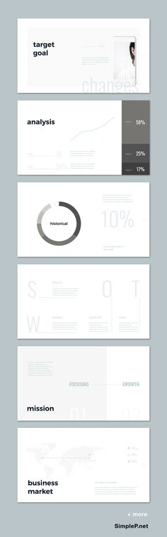 ZERO PowerPoint Template is a clean presentation to Show your Portfolio & Ideas. This is the right business portfolio presentation for every creator, designer, Portfolio Presentation, Presentation Layout, Business Presentation, Presentation Templates, Web Design, Slide Design, Data Charts, Charts And Graphs, Pptx Templates