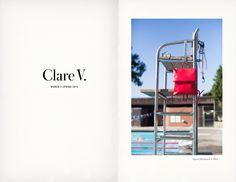 Campaigns Clare Vivier, Spring 2015, Campaign
