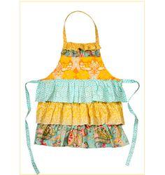Vintage Apron | free vintage apron patterns, work apron, novelty aprons, apron front ...