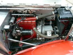 BSA Scout Engine.
