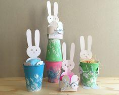 Ostern bei schaeresteipapier                Übersicht mit allen Ideen zum Basteln, Nähen, Kochen, Backen und Anpflan...