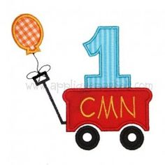 Birthday Wagon 1