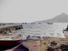 Cabo de Gata_la isleta del moro © Robert Bovington  http://bobbovington.blogspot.com.es/2014/05/the-parque-natural-de-cabo-de-gata-nijar.html