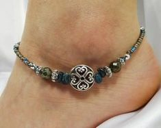 Click for jewelry advice. Jewellery. Affordable Jewelry, Stylish Jewelry, Fashion Jewelry, Anklet Bracelet, Bracelets, Ankle Jewelry, Beach Anklets, Thing 1, Silver Anklets