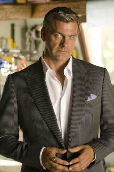 RAY STEVENSON, THE SILVER FOX  http://britsunited.blogspot.com/2013/03/hello-ray-stevenson-you-silver-fox.html