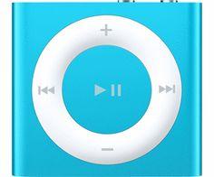Mai più senza musica! Apple iPod shuffle 4G 2GB  pesa solo 12,5 grammi!!!