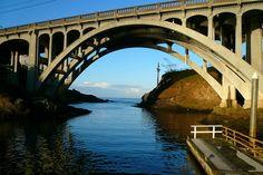 Depot Bay, OR. Depoe Bay, Oregon Coast, Ocean, Memories, Spaces, Mountains, Usa, Memoirs, Souvenirs