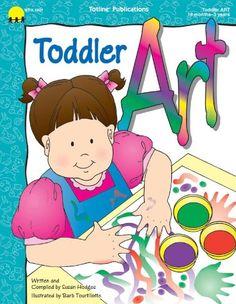 Toddler Art by Totline http://www.amazon.com/dp/1570292051/ref=cm_sw_r_pi_dp_FYhOtb0XNSF459RP