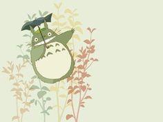 my phone background... totoro!
