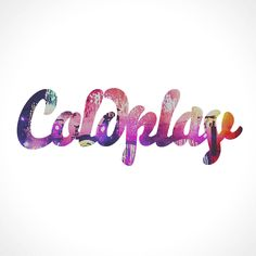 Image result for coldplay logo