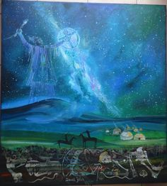 A Tejút-Milkyway in the ancient Magyar Religion Image Glass, Turkish People, Glass Ceramic, Julia, Mosaic Art, Hungary, Northern Lights, Religion, David